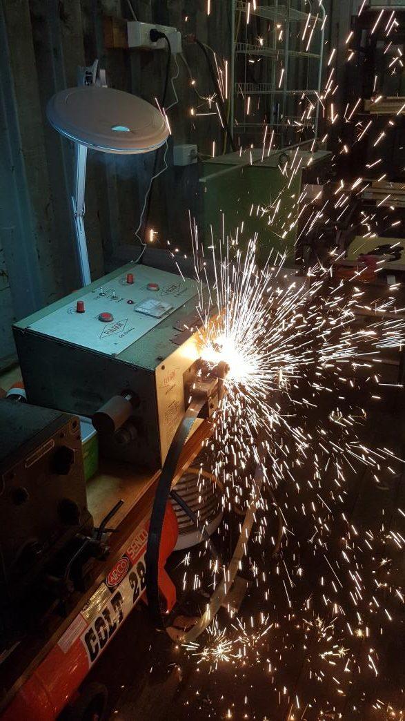 Custom Band saw blades Hobart - Southern Tasmania - Huon Saw Services