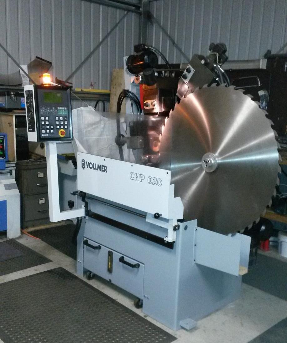 Huon Saw Services CNC Vollmer CHP 020