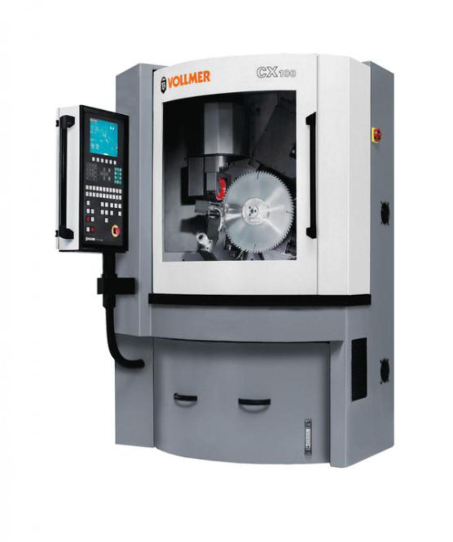Huon Saw Services CNC Precision Vollmer CX 100